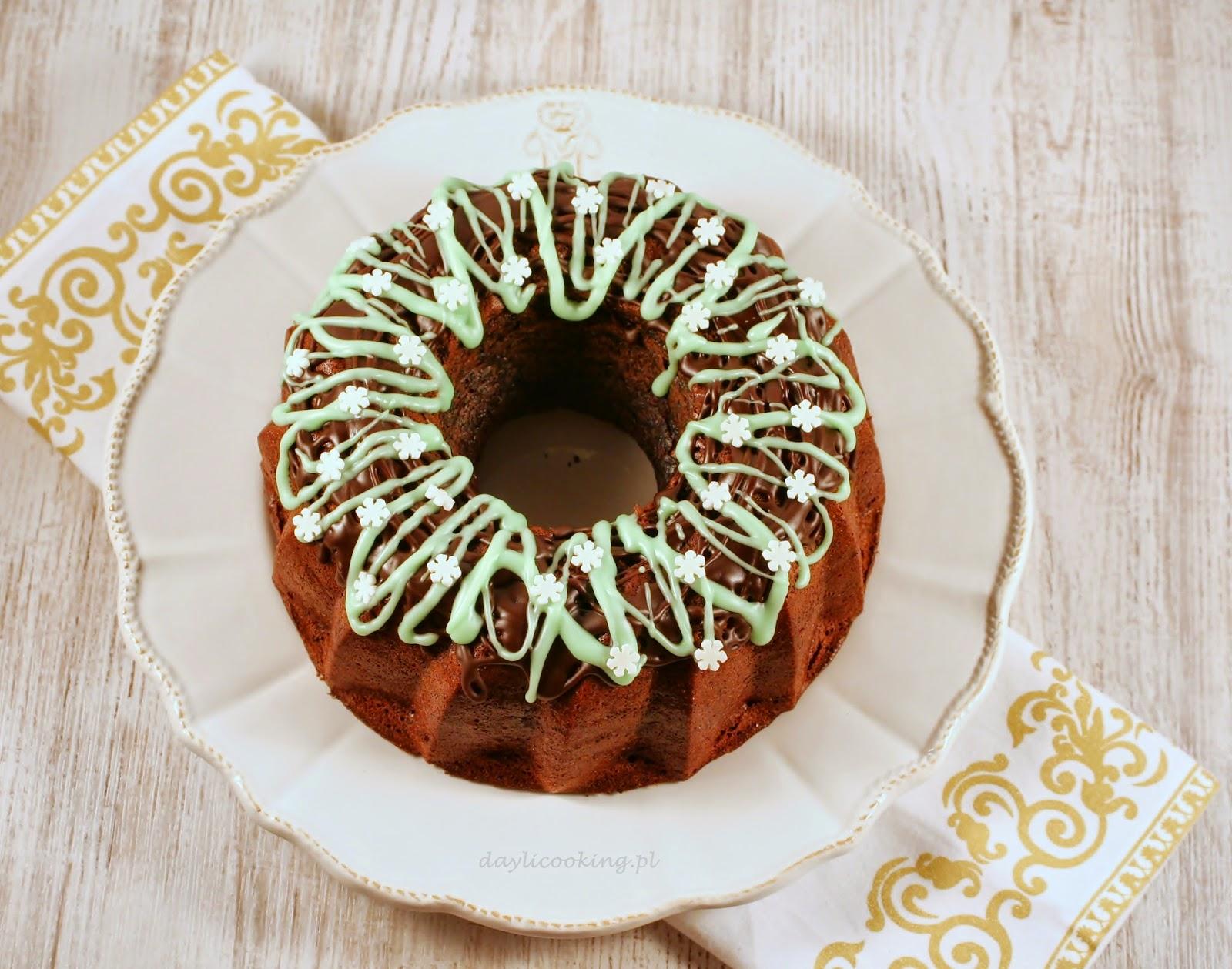 ciasto z buraków