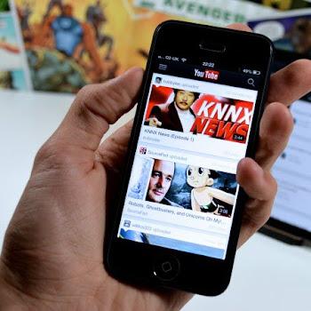 الوضع الليلي الأسود يصل إلى جميع مستخدمي اليوتيوب على الآيفون
