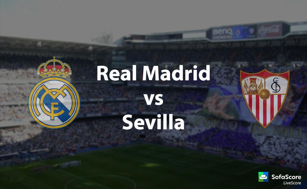 ريال مدريد واشبيلية بث مباشر الدوري الاسباني 26-9-2018 مباراة الريال اليوم