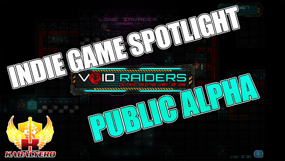 Void Raiders ★ Public Alpha ★ Indie Game Spotlight
