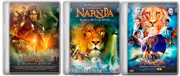 Trilogia Las Cronicas de Narnia HD 1080p Latino