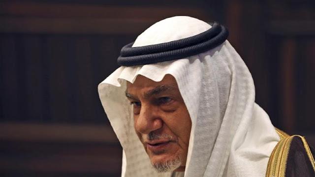 Pangeran Turki al-Faisal: CIA Tak Dapat Dipercaya dalam Kasus Khashoggi