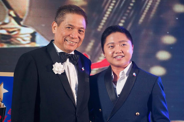 CEO Robert Laurel Yupangco at Asia Leaders Awards 2018