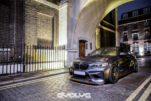 Evolve Automotive Give BMW M2 A GTS Themed Styling