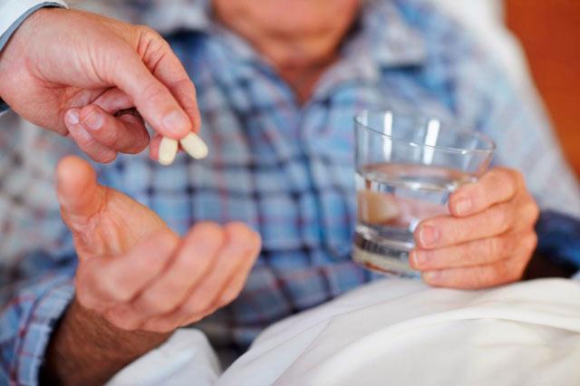 Control de la medicación en Sevilla