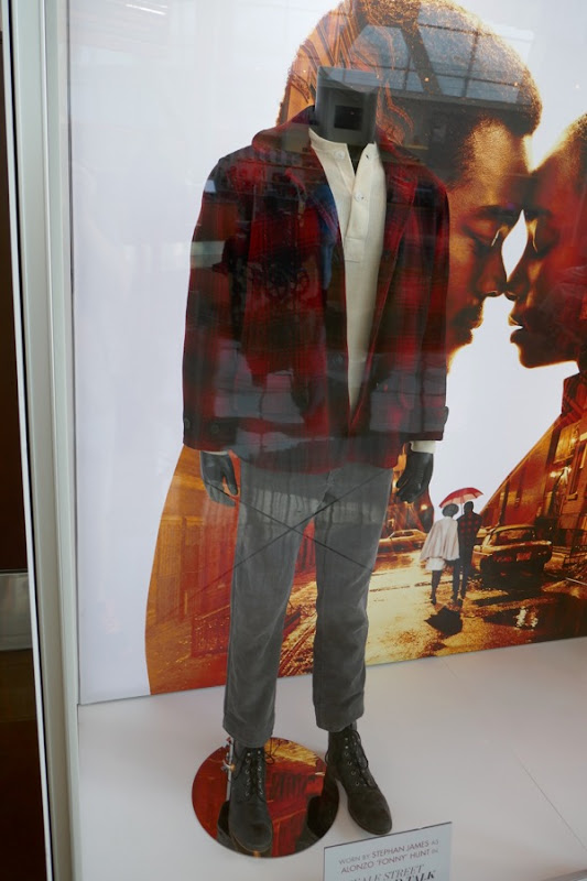 Stephan James If Beale Street Could Talk Fonny Hunt costume