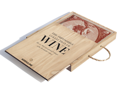 The Impossible Collection of Wine libro de Assouline