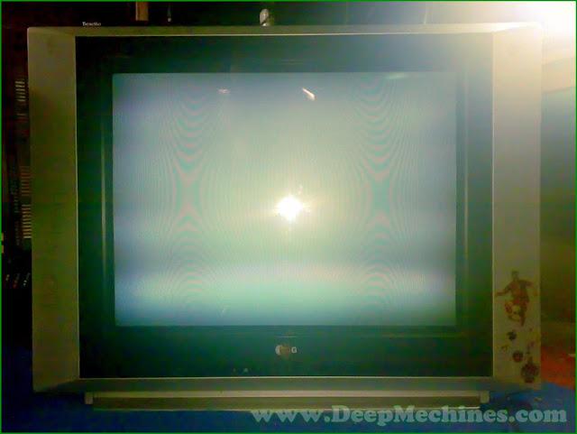 Gambar TV LG Flatron 29-Inch 29FC1CL dari Depan