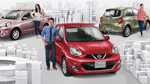 Nissan March Surabaya