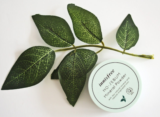 Innisfree, No Sebum Mineral Powder