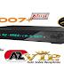 Azamerica S1007 + Plus  Nova Firmware V1.09.19723 - 27/07/2018