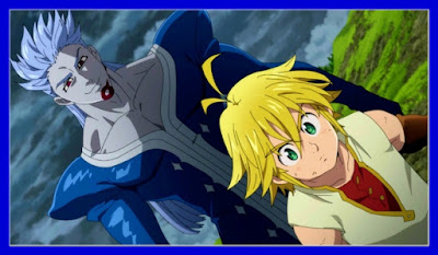 Noriyuki Abe's Seven Deadly Sins Movie: Prisoner of the Sky