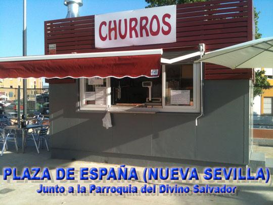 Castilleja De La Cuesta Protesta Nueva Churreria En Nueva Sevilla