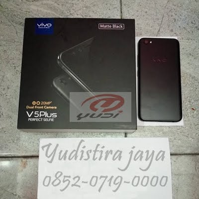 Vivo V5 Plus Black Mate