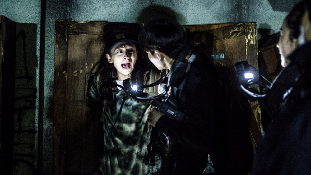 GONJIAM : HAUNTED ASYLUM MOVIE REVIEW