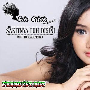 Cita Citata - Sakitnya Tuh Disini - EP (2015) Album cover