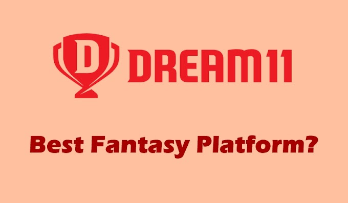 Dream11 - Why it's the Best Fantasy Cricket Platform you should be Using?
