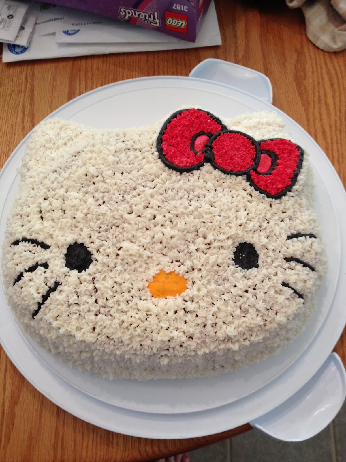 Cake Confections Hello Kitty Cake
