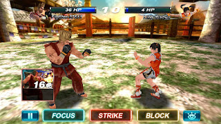 Free Unduh Tekken Card Tournament apk + obb