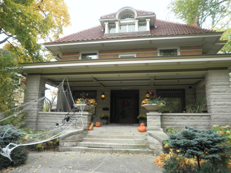 Halloween decorazioni e addobbi delle case americane for Foto case americane