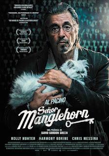 Cartel: Señor Manglehorn (2014)