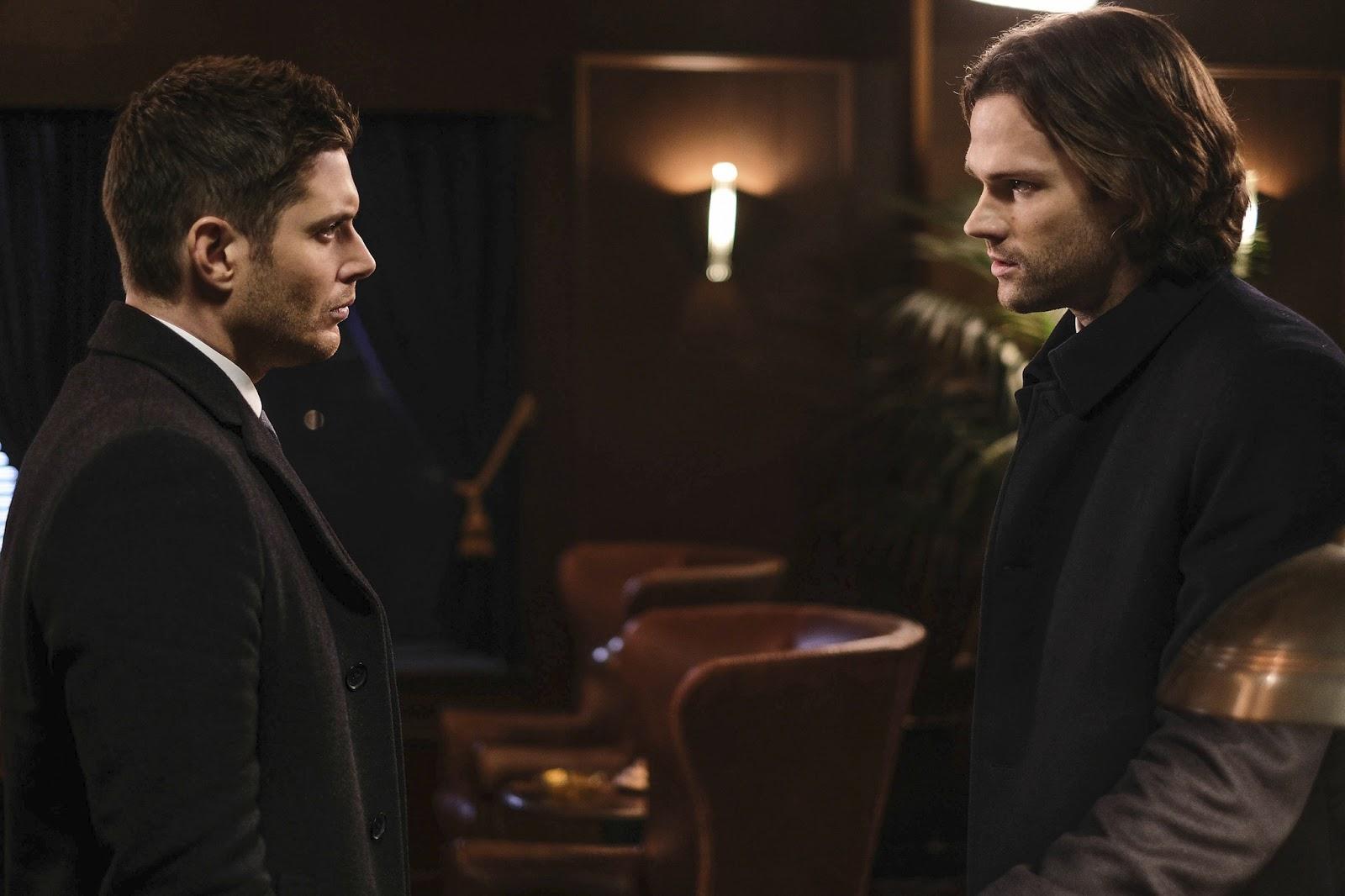 Images of Supernatural Season 15 - #rock-cafe