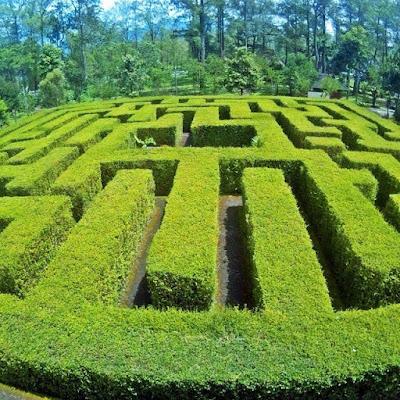wisata labirin malang