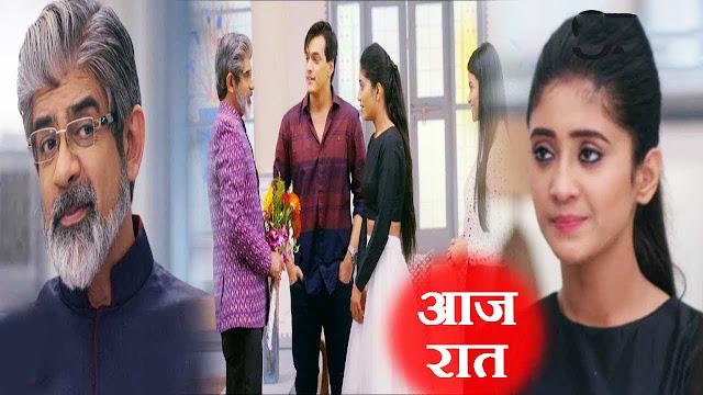Mission Expose : Mansi threatens Puru against past crime Naira confused in Yeh Rishta Kya Kehlata Hai
