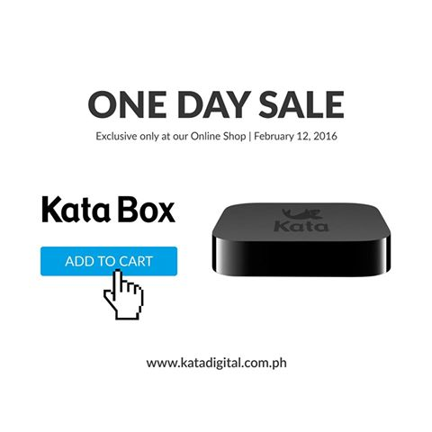 Kata Opens Online Store, Puts Kata Box at PHP 1,999 as Launch Sale