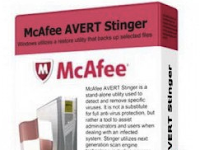 McAfee AVERT Stinger 12.1.0.2006 Offline Installer