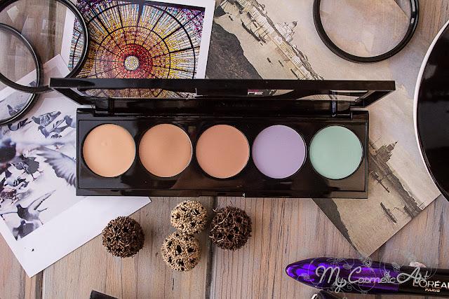 Novedades de L'Oreal: Base de maquillaje y paleta de correctores Infaillible Total Cover y Máscara de Pestañas XFiber