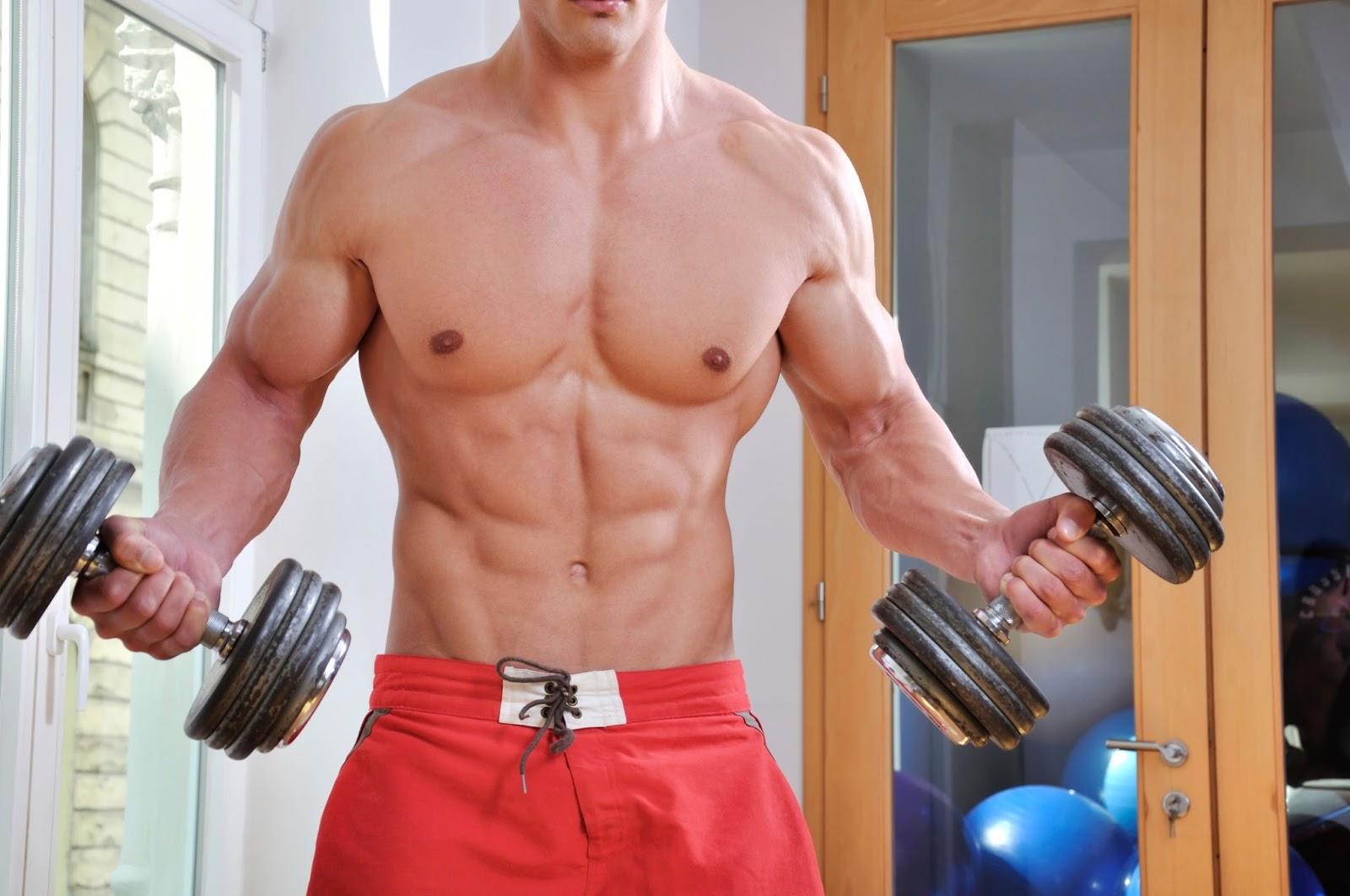 Dieta estricta para aumentar masa muscular