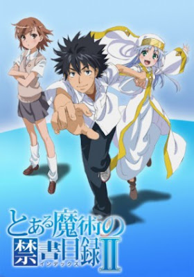 Download Toaru Majutsu no Index II Subtitle Indonesia