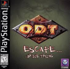 O.D.T. - Escape...or Die Trying - PS1 - ISOs Download