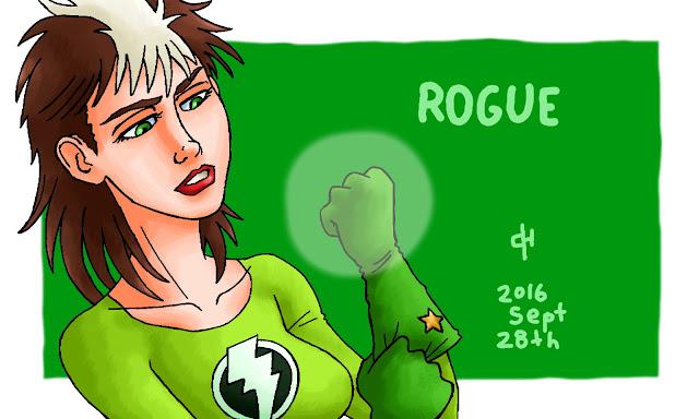 Marvel, Rogue
