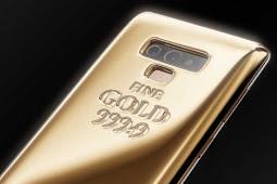 WAW ! Harga Rp.900 Juta Untuk Smartphone