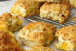 The original sausage cheese biscuit