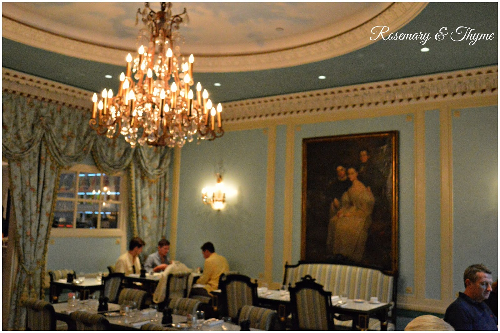 Laduree A Parisian Tea Room In New York