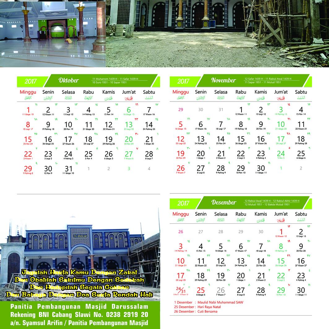 44+ Desain Kalender Dengan Coreldraw