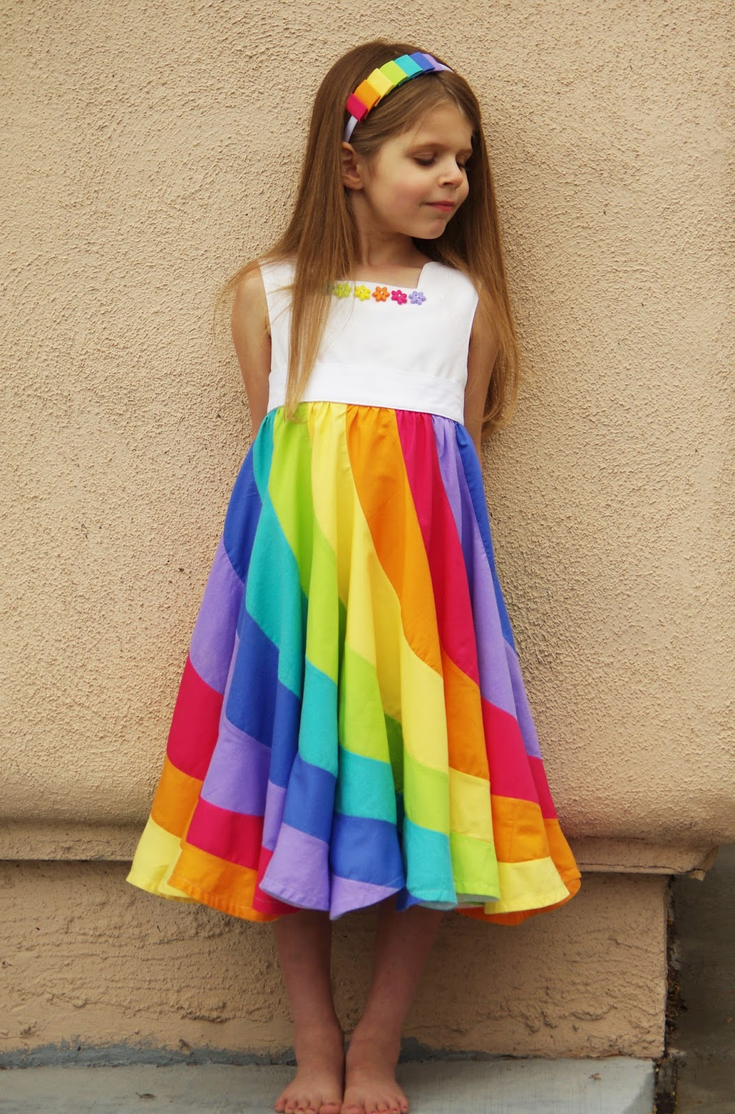 Rainbow Store Girl Shoes