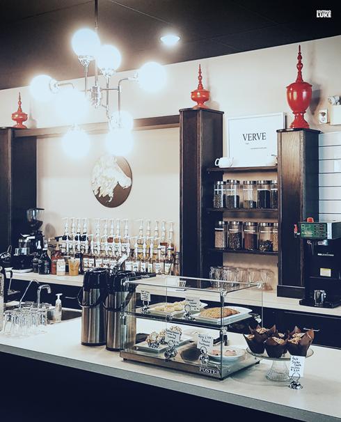 Cafe Verve Medicine Hat Alberta