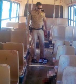 Nova Cantu: Homem é encontrado morto dentro de ônibus abandonado