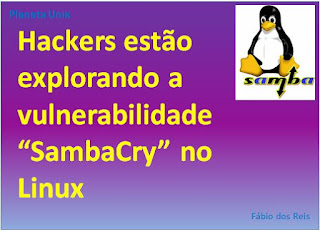 Hackers exploram vulnerabilidade SambaCry no Linux para minerar criptomoedas
