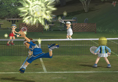 Everybody's Tennis (PS2) 2006