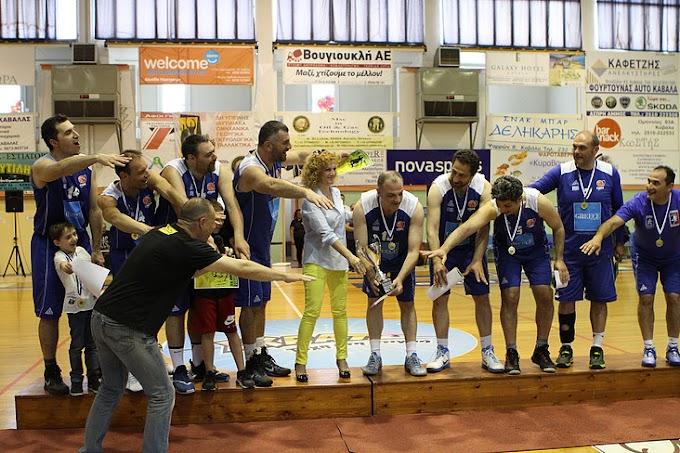 Θρίαμβος των ομάδων του Συνδέσμου Θεσσαλονίκης στο Πανελλήνιο Βετεράνων-Κατέκτησαν την πρώτη θέση και στις δύο κατηγορίες-Όλα τα σημερινά παιχνίδια και πλούσιο φωτορεπορτάζ