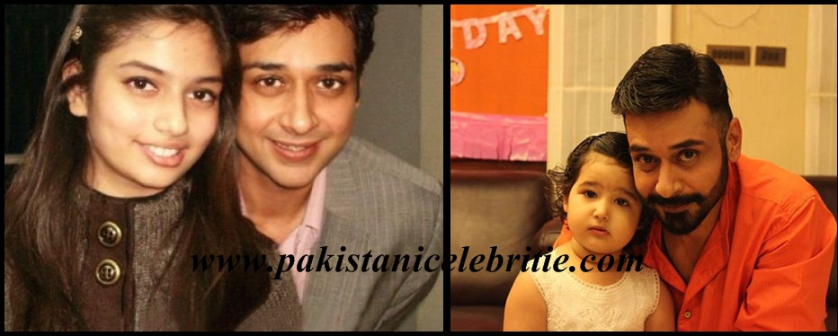 Actor Faisal Qureshi Biography Daughter And His Wife