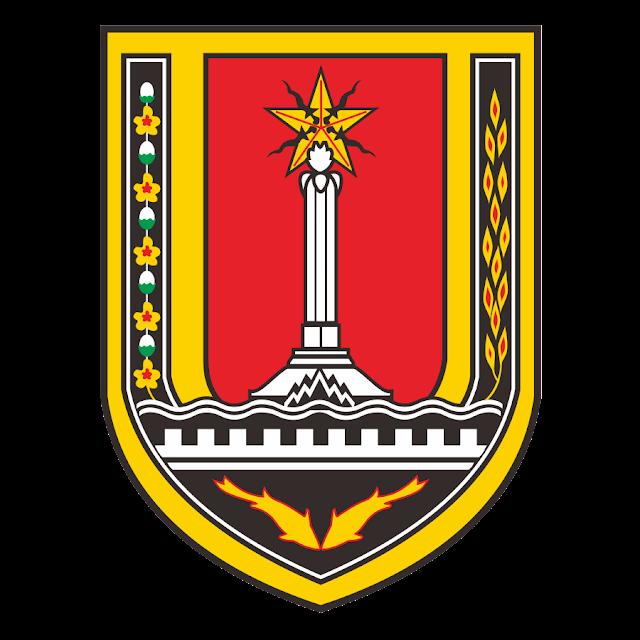 Logo Kota Semarang CDR Vektor CorelDraw