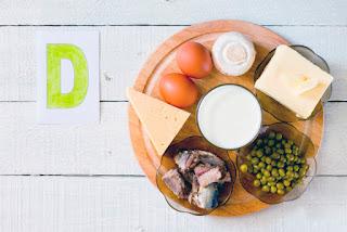 В каких продуктах есть витамин D