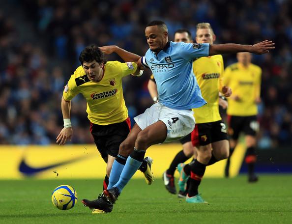 Manchester City vs Watford (Premier League, 21h00 ngày 29/08)