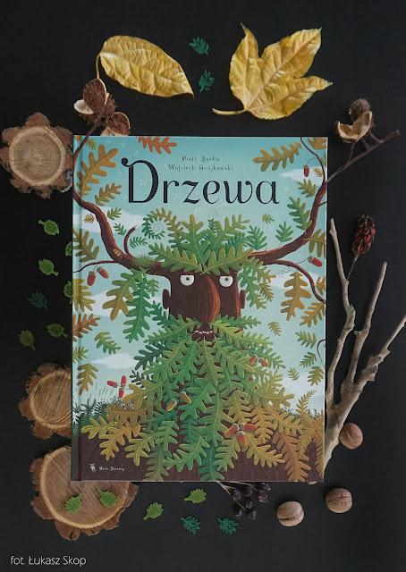 książka Drzewa